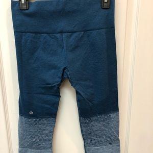 Lululemon yoga pants - size 4